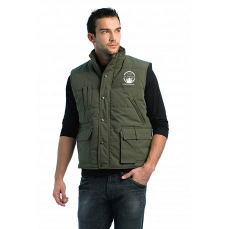 Gilet MAN OF FIELD